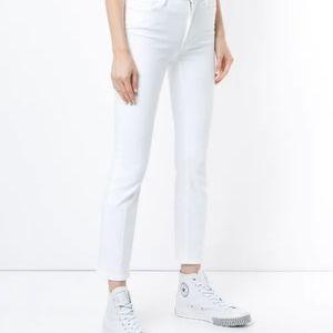 Mother denim women's mid rise jeans/pant. Size 30